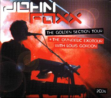 John Foxx & Louis Gordon - The Drive EP