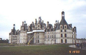 シャンボール城の画像 p1_34