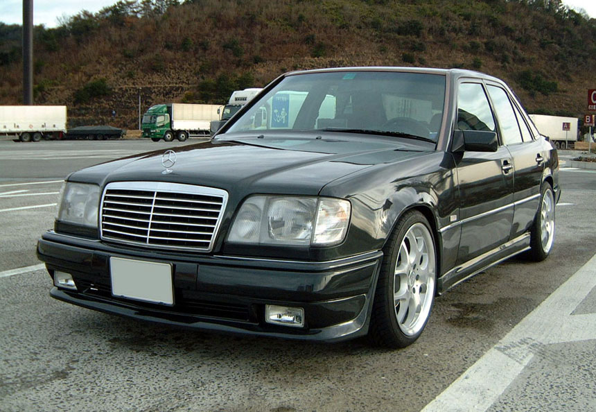 Are These 18 Quot Brabus Rims On W124 Dope Or What